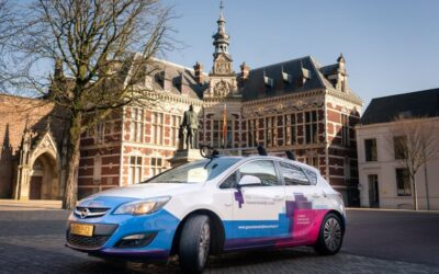 Project Air View shares hyperlocal map of air quality in Amsterdam